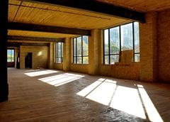 Stock Photo of construction site - interior #4