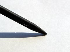 stylus - stock photo