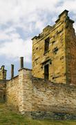 port arthur, tasmania - stock photo