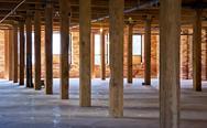 Construction site - interior #8 Stock Photos