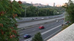 395 Beltway | Washington DC Stock Footage