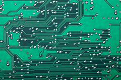 Stock Photo of electronic circuit board