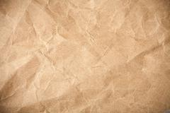 Stock Photo of crushed grunge paper background