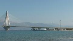 Peloponnes, Greece Stock Footage