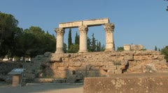 Peloponnes, Greece Stock Footage