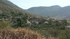 Peloponnes, Greece - stock footage
