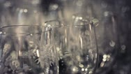 Glass Stock Footage