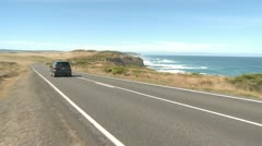 Great Ocean Road Stock Footage