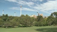 Stock Video Footage of Adelaide Cityscape