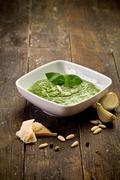 Pesto Stock Photos