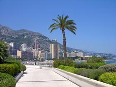 Monte-Carlo - stock photo