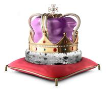 crown - stock illustration