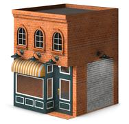 Store front Stock Illustration