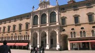 Vicenza, Italy Stock Footage