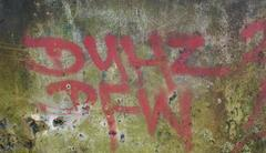 Grunge Grafitti Background Stock Photos