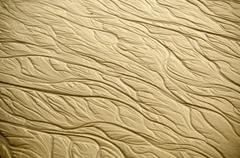 Stock Photo of sand patterns