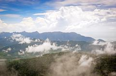 langkawi views - stock photo