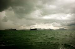 Stock Photo of stormy seas