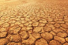Drought land Stock Photos