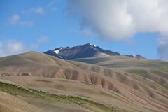 Stock Photo of mountains