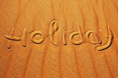 sand texture - stock illustration