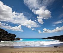 Sea coast Stock Photos