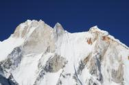 Stock Photo of mount meru in  himalayan