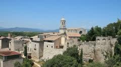 Girona Stock Footage