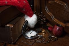 things santa claus - stock photo