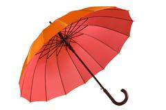 Stock Photo of open umbrella