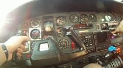 Cockpit 2 Stock Footage