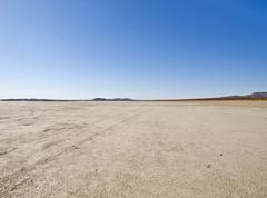 El mirage mojave desert Stock Photos