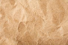 Crushed grunge paper background Stock Photos