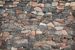 Abstract stone wall background Stock Photos