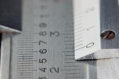 Dial vernier calipers Stock Photos
