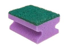 various sponges - stock photo