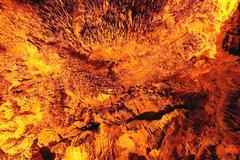 Damlatas cave Stock Photos