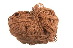 ball of wool - stock photo