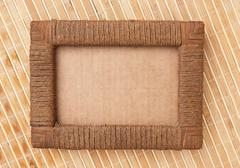 Stock Photo of photo frame