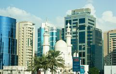 dubai, united arab emirates - stock photo