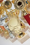 awards - stock photo