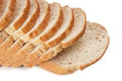 Stock Photo of sliced bread