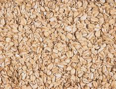 Stock Photo of oat flakes