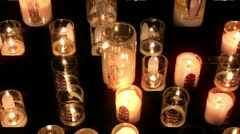 Candle 05 Stock Footage