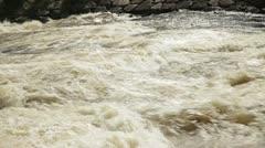 Stock Video Footage of Rapids 12