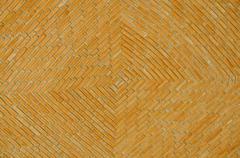 modern square pattern brick background - stock photo