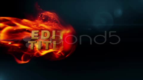 After Effects Project - Pond5 Fire News Report 11963126