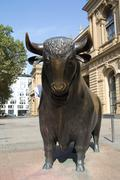 Stock Photo of frankfurt stock exchange