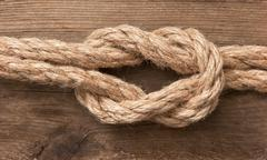Marine knot Stock Photos