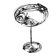 glass26.jpg - stock illustration